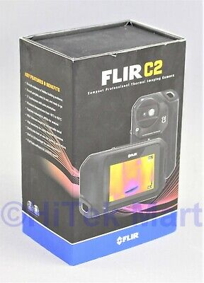 Flir C2 Compact Thermal Imaging System With Msx 80 X 60 New Opened Box