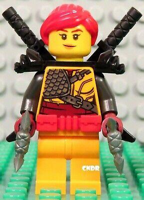 Lego Ninjago Hunted 70651 Throne Room Showdown SKYLOR Master of Amber minifigure