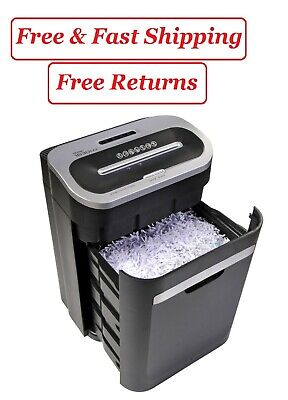 Royal 1830mx Cross-cut Paper Shredder 18 Sheet Capacity