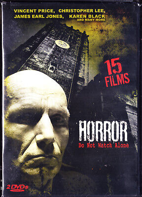 Horror 15 Film Collection Pyx,Ghost,Dementia 13,Blood Tide,I Bury the Living  ](Film 13 Ghost)
