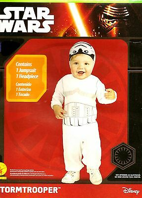 Storm Trooper Costume Size 3T/4T Star Wars Role Play Baby Cosplay 3-4 Toddler