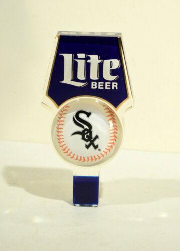 Vintage Chicago White Sox Lite Beer Tapper Handle