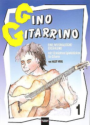 Gino Gitarrino Bd. 1