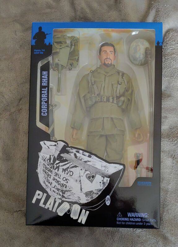 """Sideshow Collectibles PLATOON """"CORPORAL RHAH"""