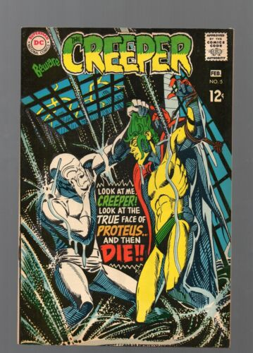 BEWARE, THE CREEPER 5       DITKO           LOW PRICE!