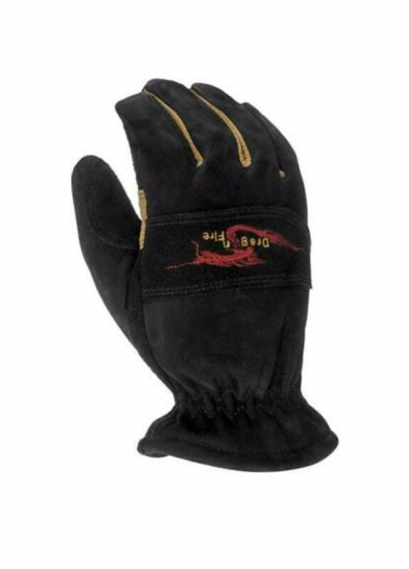 Dragon Fire Alpha X NFPA Firefighting Gloves Size Med