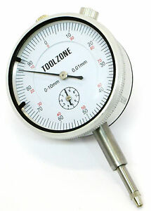 how to read a metric dial indicator gauge