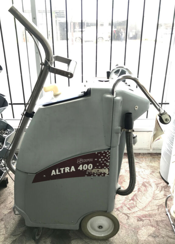 CFR Altra 400 PRO Carpet Extractor Vacuum Cleaner *Local Pick Up*