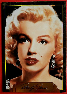 """""""Sports Time Inc."""" MARILYN MONROE Card # 159 individual card, issued in 1995"""