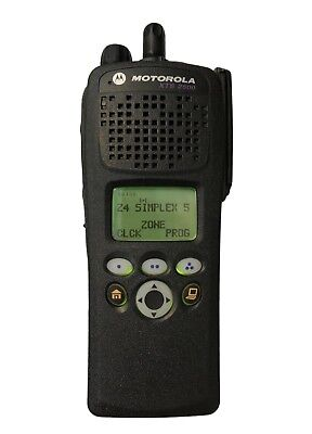 Motorola Xts2500 Model 2 800mhz P25 Digital Portable Radio - H46ucf9pw6bn
