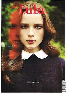 Lula #13 ANNA DE RIJK Lily Cole CODIE YOUNG Rasa Zukauskaite MERILIN PERLI @New@