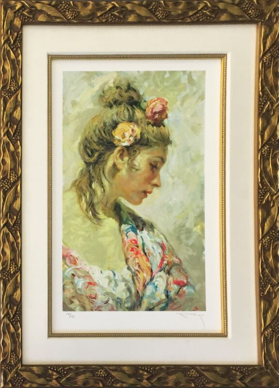 """Jose Royo """"claveles Ii"""" 