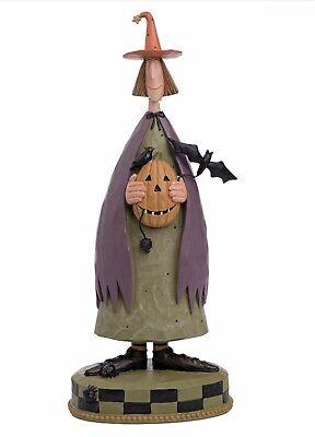 Williraye Studio Halloween (Williraye Studio Large Halloween Witch Pumpkin Bat Figure 13