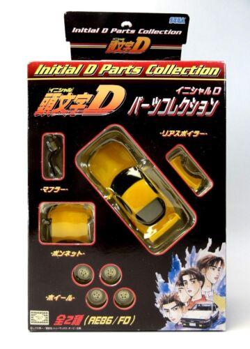 INITIAL D Parts Collection FD SEGA JAPAN