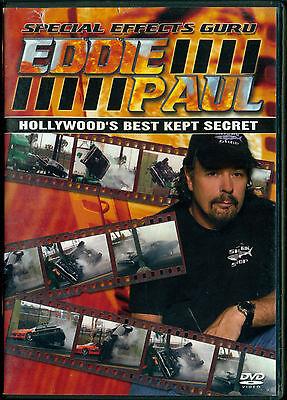 EDDIE PAUL SPECIAL EFFECTS GURU DVD hollywood's best kept secret hot rod