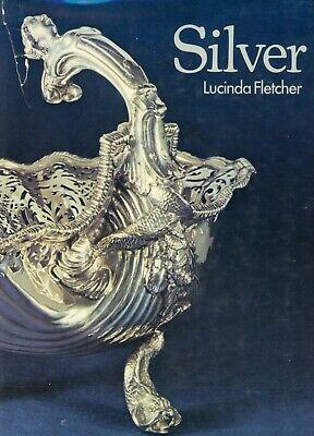 Antique Silver - Evolution of Design - Periods of Development / Scarce Book