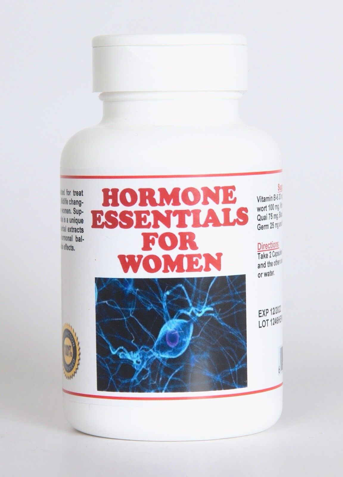 Hormone Essentials 4 Women - Treat & Prevent - Made in USA