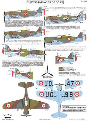 Berna Decals 1//144 CURTISS SB2C-5 HELLDIVER French Navy in Indochina
