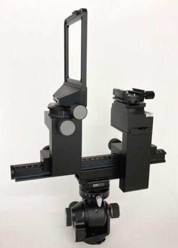 Arca Swiss M2 DLSR Camera with MicroOrbix tilt LNIB