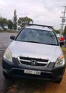 Honda CRV 2002 Summerland Point Wyong Area Preview