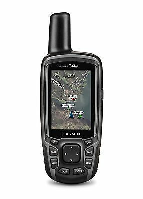 Garmin Gpsmap 64St Worldwide High Sensitivity Handheld Gps Receiver W  Topo 100K