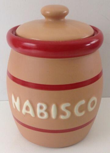 Vintage McCoy 78 Nabisco Cookie Jar