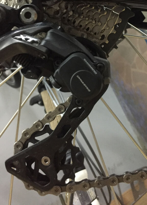 J/&L 16T+12t Oversize Ceramic Bearing Pulleys Fit Shimano,Sram MTB Derailleur