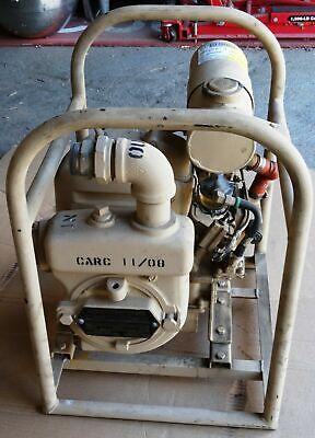 Gas Engine Centrifugal Water Pump- 4m-sg-2000 Mil Surplus- Ec Schleyer 65 Gpm