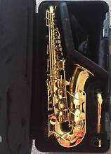Yamaha Alto Saxaphone + Accessories Milsons Point North Sydney Area Preview