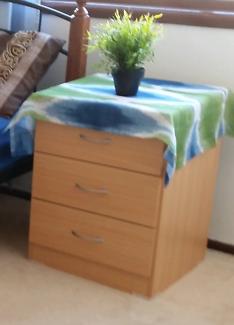 Bedside Table/ Bedside Drawer