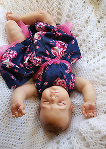 Gorgeous reborn doll, baby art doll, now greatly reduced Penrith Penrith Area Preview