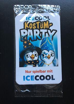 NEU & OVP IceCool Ice Cool Kostüm-Party Promo Erweiterung Spiel doch 2017 - Brettspiele Kostüm