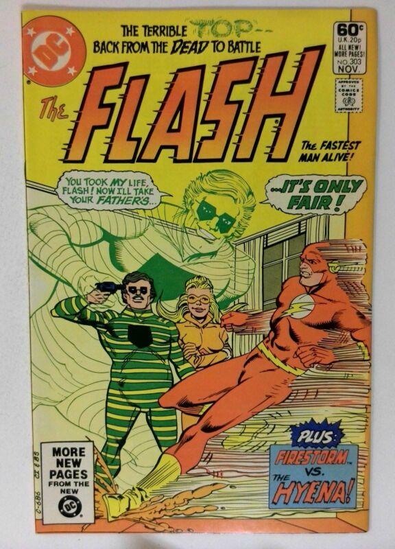 Flash #303 DC 1981 NM- Bronze Age Comic Book 1st Print