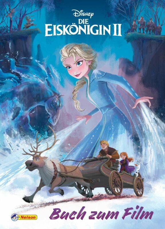 Disney Die Eiskönigin II - Das Buch zum Film