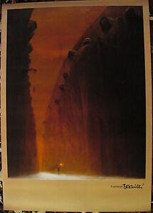 Original Polish poster by Beksinski - <span itemprop='availableAtOrFrom'>Polska, Polska</span> - Original Polish poster by Beksinski - Polska, Polska