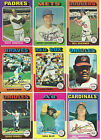 1975 Topps Baseball Card Sets