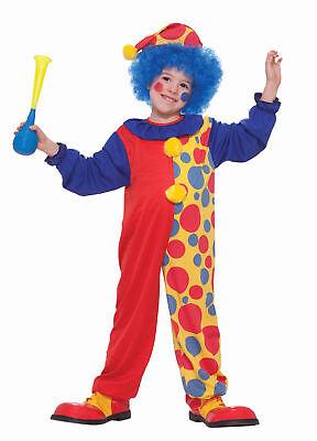 Child Clown Circus Costume ](Kids Circus Costumes)