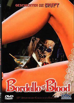 Bordello of Blood , small hardbox , uncut , new , A , Geschichten aus der