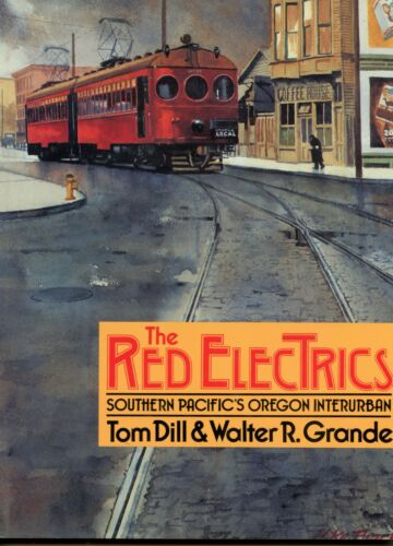 Book: The Red Electrics: Southern Pacific