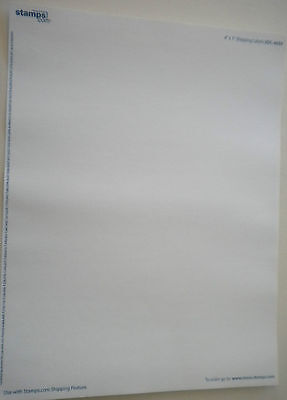 Stamps.com Sdc-4650 Shipping Labels 4x5 Lot Of 50 Free Shipping