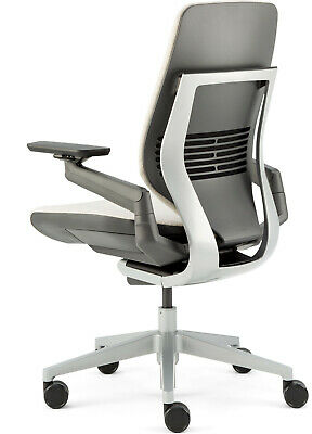 Steelcase Gesture Desk Chair Chair Graphite Fully Adjustable