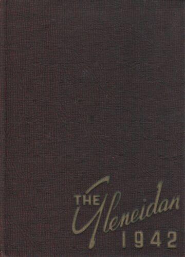 "1942 ""Gleneidan"" - Drew Seminary Yearbook - Carmel, New York"