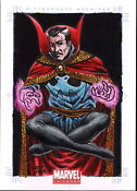 Marvel Universe 2011 Sketch Card
