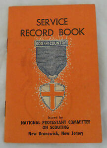 Vintage-Boy-Scout-Promise-Service-Record-Book-National-Protestant-Committee