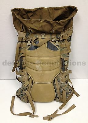 ILBE MARPAT Main Pack Body USMC - GEN 2 - Arc'Teryx - Pack Body Only - GC