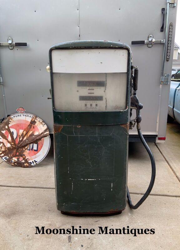 Vintage 1950's GILBARCO 1006 Gas Pump - Mancave Decor / Restoration Project