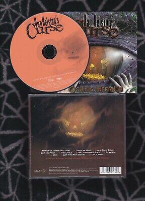 Van Helsing Halloween (CD Van Helsing's Curse Oculus Infernum Dee Snider KOC-CD-9524)