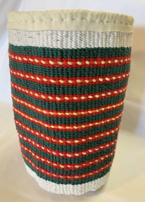 Native American Wa'Paas Bag By Yakama Nation Member Vivian Harrison Of NNABA.