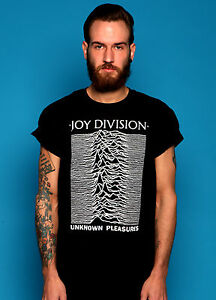 JOY-Division-UNKNOWN-PLEASURES-T-Shirt-Vintage-Nero-Punk-IAN-CURTIS