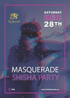 New Years Masquerade Huqqa Party